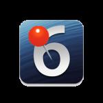 ios6 apple google maps pin