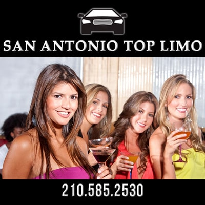 san antonio bachelorette party limo