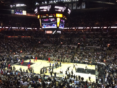 san antonio top limo spurs